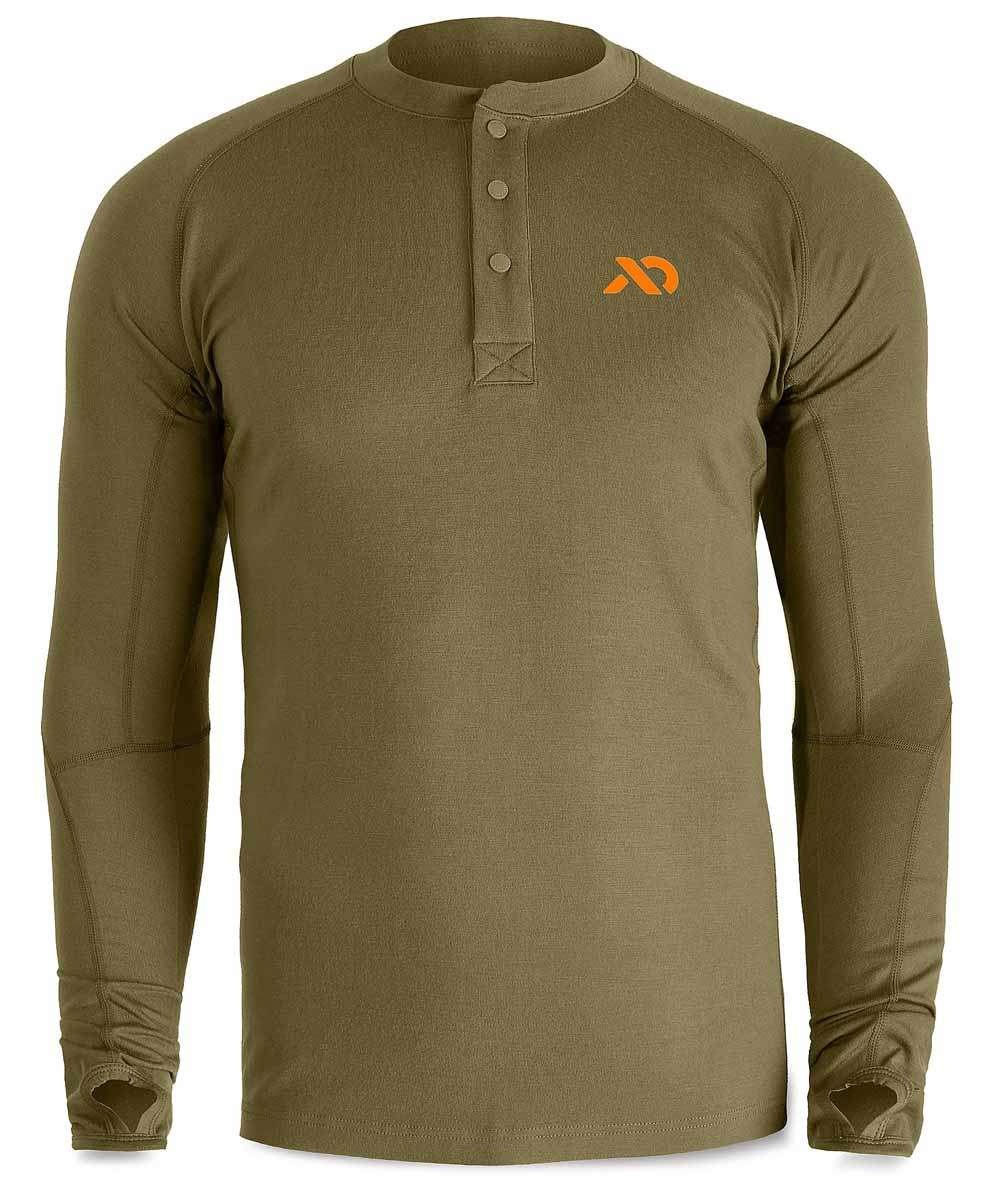 Men's Fuse Henley