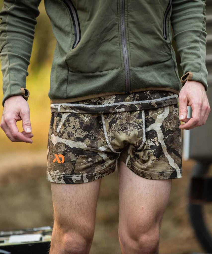 Men's Wick Loose Fit Boxer Short