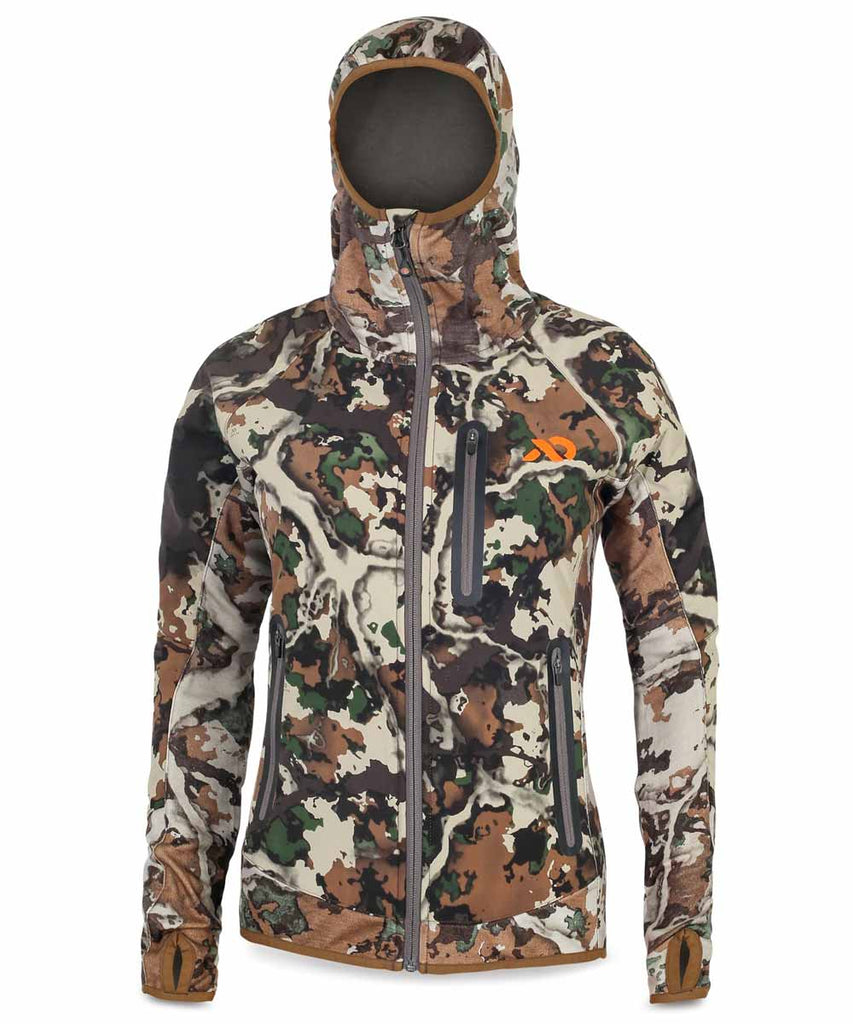 Women's Sawtooth Hybrid Jacket