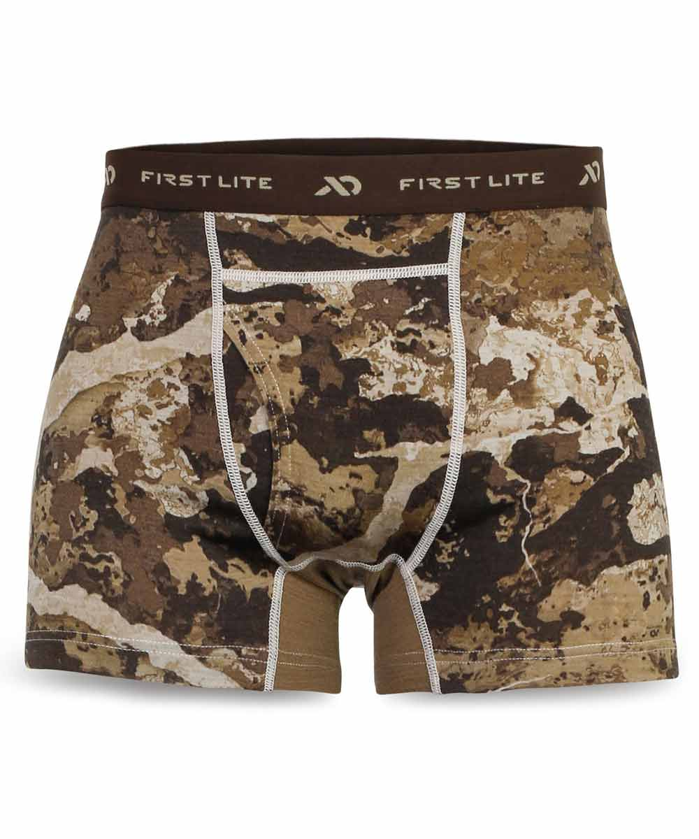 6afa41568 Men's Wick Short Boxer Brief – First Lite Performance Hunting