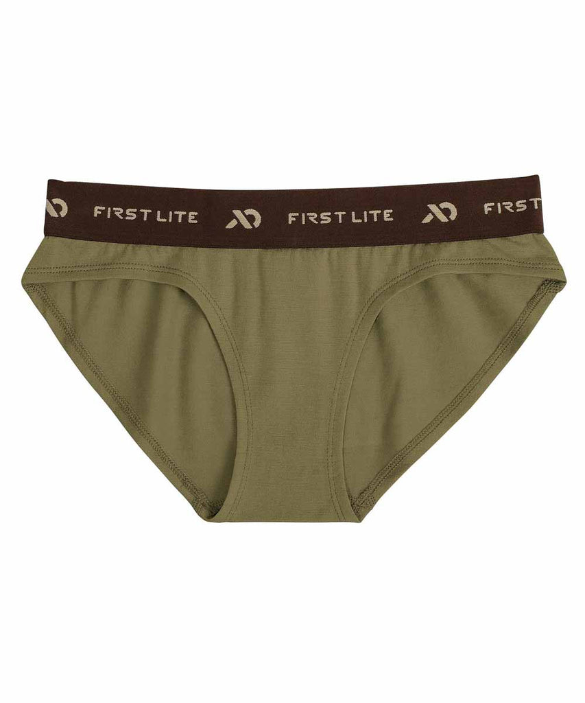 Women's Wick Active Brief