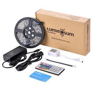 LED Strip Lights RGB Kit