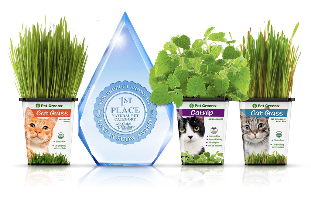 Pet Grass Product Award