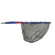 OHERO Short Handle Rubber Landing Net - Lee Fisher Sports