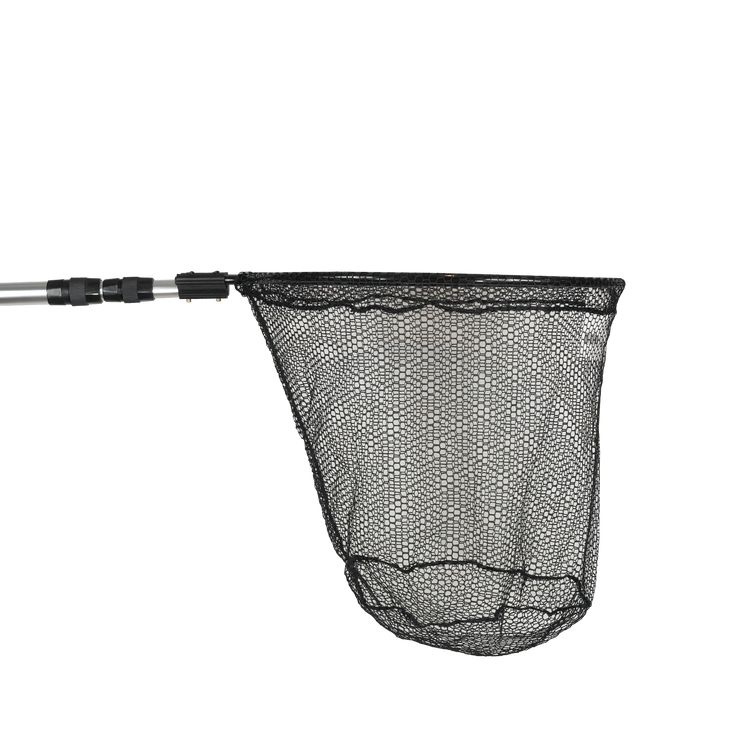 Joy Fish 3'-5' Telescoping Large Hoop Landing Net - Lee Fisher Sports
