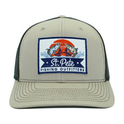 SPFO Khaki Patch Hat