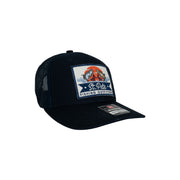 SPFO Navy Mesh Patch Hat