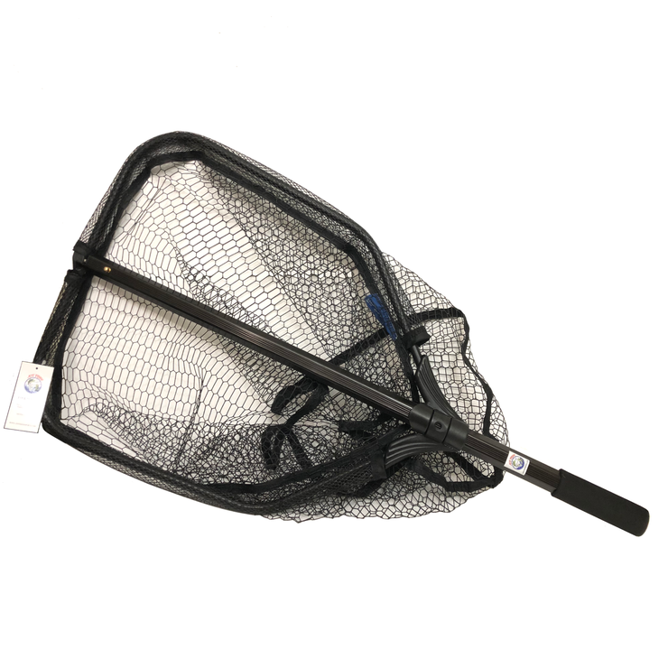 "Joy Fish Folding Landing Net with 36"" Handle"