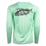 SPFO Jstock Snook L/S - Mint Green