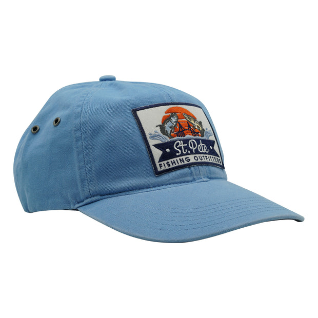 SPFO Light Blue Dad Cap