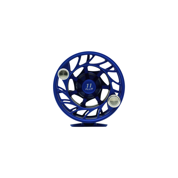 Hatch Finatic 11 Plus Blue Azul Fly Reel