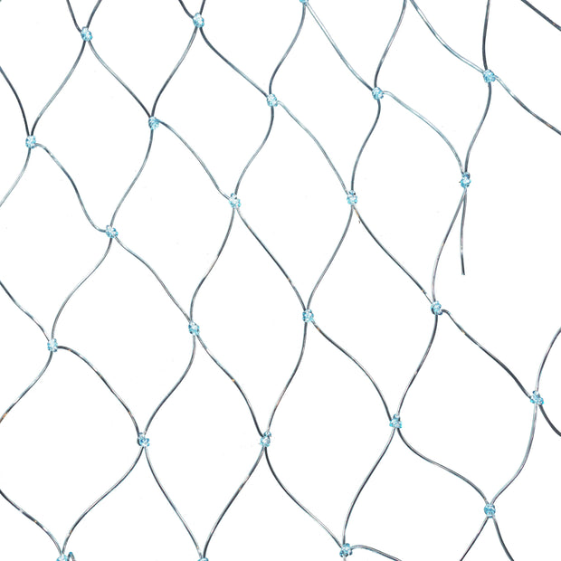 "Joy Fish Cast Net - 1"" Sq. Mullet Mesh - Lee Fisher Sports"