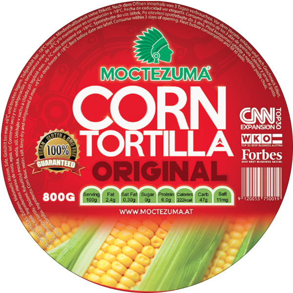 ORIGINAL NIXTAMALIZED CORN 800G - Latin Food Company