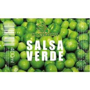 GREEN SAUCE, 400G - Latin Food Company