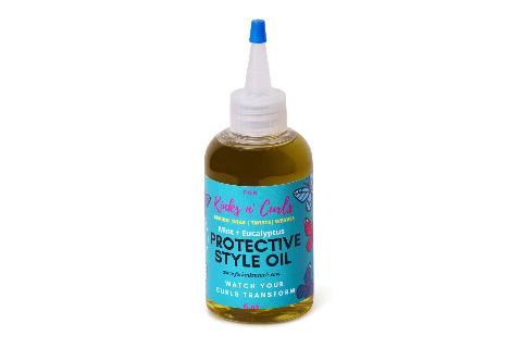 Braid Protective Style Oil (travel size)