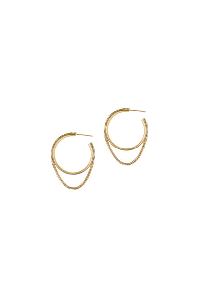 TWINKLER SMALL HOOPS