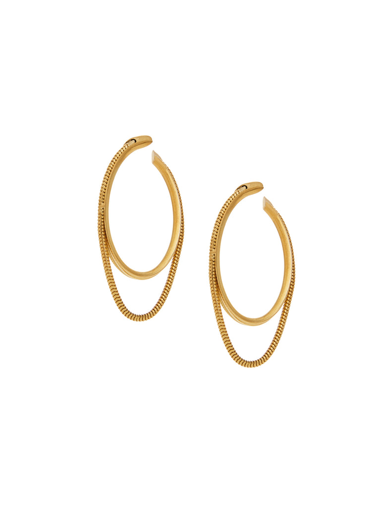 TWINKLER OVAL HOOPS