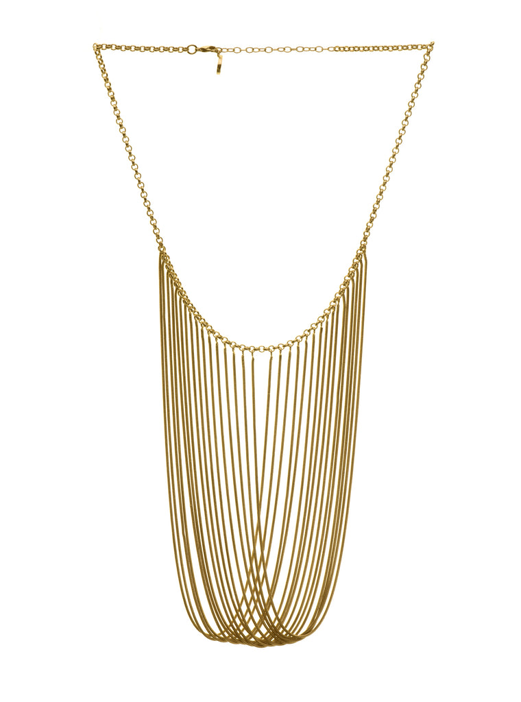 Gold Rush Necklace Large