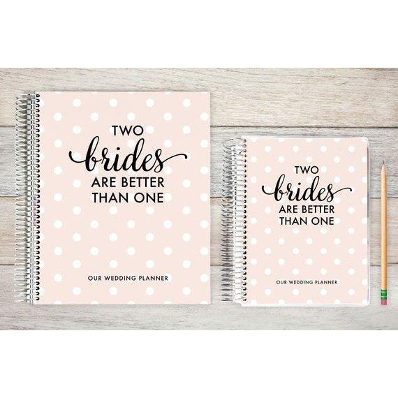 Two Brides Wedding Planner