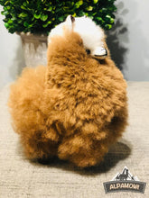 Load image into Gallery viewer, Handmade Alpaca Toy| Perfect Soft Alpaca Fur Stuffed Christmas Gift| Directly Sourced From Peru | Hypoallergenic Alpaca wool Stuffed Llama