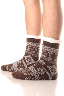 Honey Organic Trouser Winter Socks