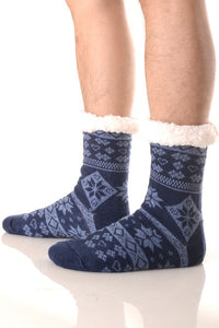 Ink Organic Trouser Winter Socks