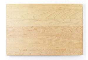 "Flat Maple Cutting Board (11"" x 16"") - Hailey Home"