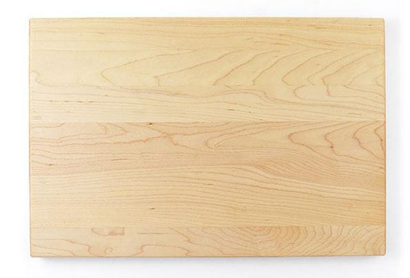Flat Maple Cutting Board (11