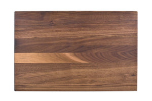"Flat Walnut Cutting Board (11"" x 16"") - Hailey Home"