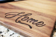 Real Estate Closings Cutting Board Gifts
