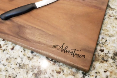 Outdoor Cutting Boards