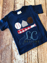 Load image into Gallery viewer, Boys Blank Long Sleeved Tee