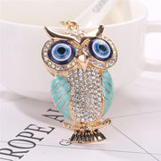 Cute Owl Shape Keychain Fashion Bag Pendant