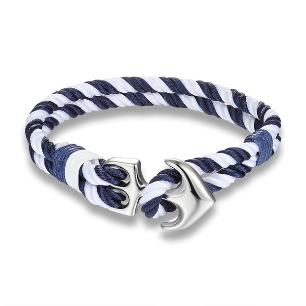 Anchor Locked Paracord Survival Bracelet