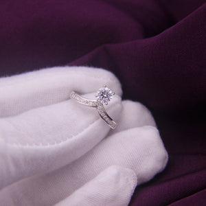 Diamond Elegant Rings