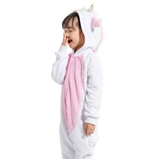 Girly Unicorn Dreams Loungewear - Festival Onesie