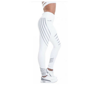 Women Glowing Workout Yoga Leggings