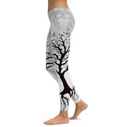 Yoga Frauen Fitness Sports Leggings