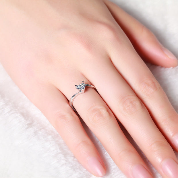 Diamante Ring For Women