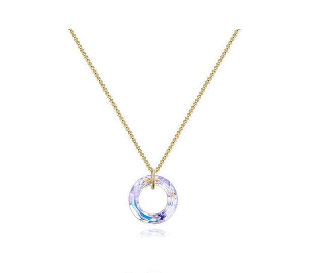 Circular Cosmic Necklace