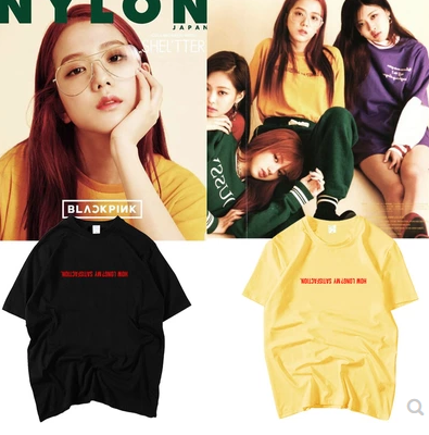 T-SHIRT BLACKPINK SATISFATCTION