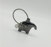 Cute Elephant Keychain