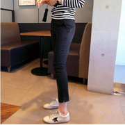 Women Casual Tight-fitting Capris