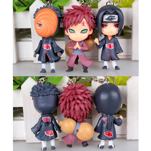 Naruto Naruto Ghost Face 6 Keychain
