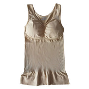 Removable Genie Bra Cami Tank Top Body Shaper