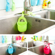 Double Basket Kitchen Sink Pouch