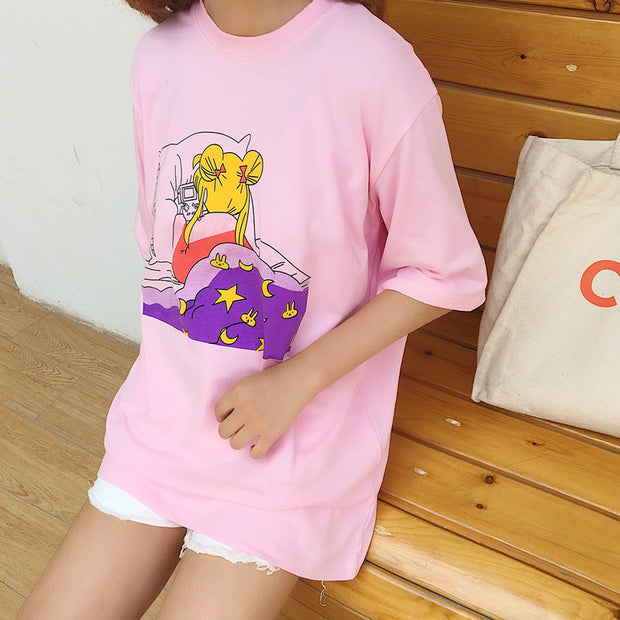T-SHIRT LA PRINCESSE CHILL