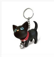 Kate Cat keychain