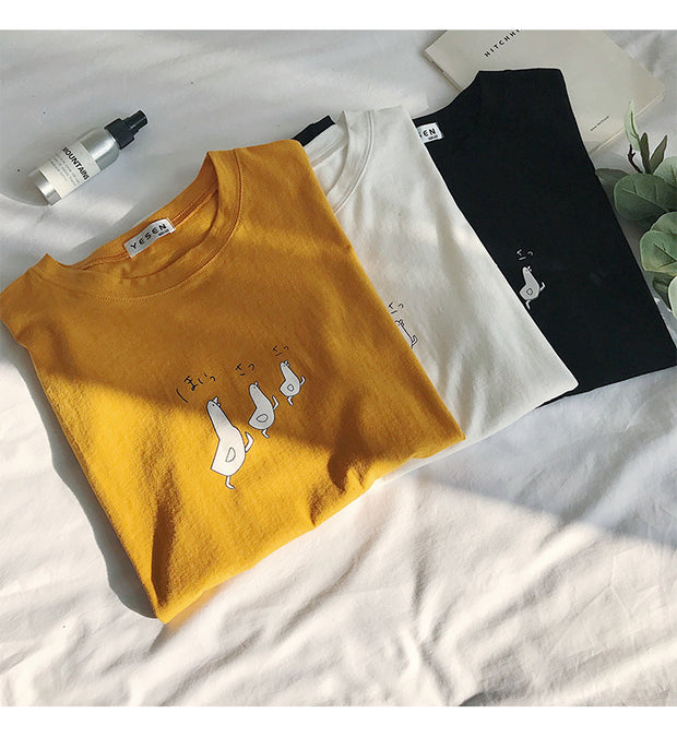 Three Ducks Tee