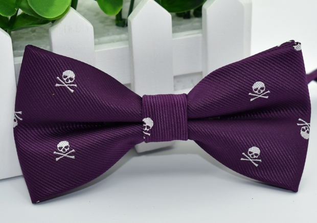 Polyester Silk Bow Tie